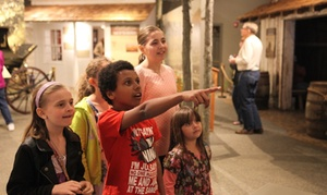 Gettysburg Heritage Center: Up to 50% Off Admission at Gettysburg Heritage Center