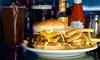 40% Off at Frack Burger
