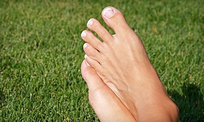 Hellenic Laser Spa - Multiple Locations: Laser Toenail-Fungus-Removal Treatment for One or Both Feet at Hellenic Laser Spa (77% Off)