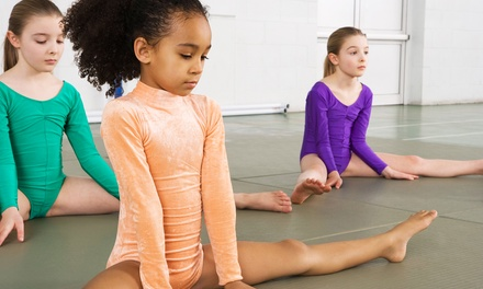 Five Classes or Month of Tumbling Classes at Diamond Athletics (Up to 64% Off)