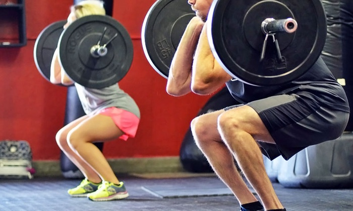 CrossFit 620 - Pittsburg: Five or Ten CrossFit Classes or One Month of Unlimited CrossFit Classes at CrossFit 620 (Up to 62% Off)