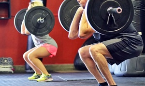CrossFit 620: Five or Ten CrossFit Classes or One Month of Unlimited CrossFit Classes at CrossFit 620 (Up to 62% Off)