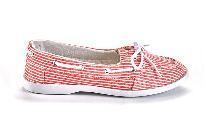 Sociology Women's Boat Shoes (Size 6
