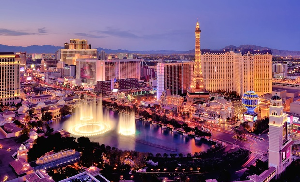 4 Star Top Secret Las Vegas Hotel | Groupon