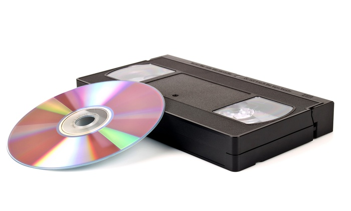 Memories on Media: Up to 70% Off Video-to-DVD Conversion