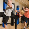 Up to 55% Off Fitness Kickboxing Classes at Karate America