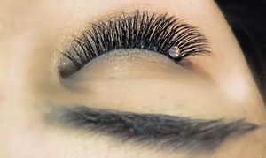 Ethereal Lashes & Esthetics: Full Set of Eyelash Extensions at Ethereal Lashes (64% Off)