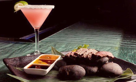 $23 for $40 Worth of Asian Food and Drinks at Tokyo Blue