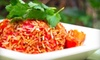 Britain Indian Restaurant - Boerum Hill: Indian Food at Brick Lane Indian Restaurant (Up to 58% Off). Two Options Available.