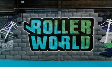 FourHour Roller Skating Session with Skate Hire for Two or Four at Roller World Preston