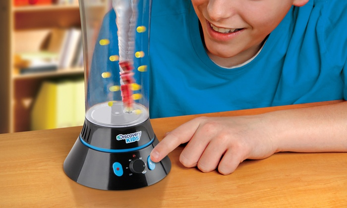 Discovery Kids Tornado Lab: $9.99 for a Discovery Kids Tornado Lab ($19.99 List Price). Free Returns.