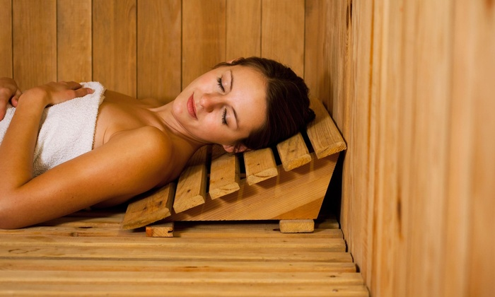 HD Tan - Lawrence - Lawrence: $20 for $48 Worth of Sauna Sessions at HD Tan - Lawrence