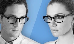 Glasses Direct: £19 for Two Pairs of Glasses at Glasses Direct (65% Off)