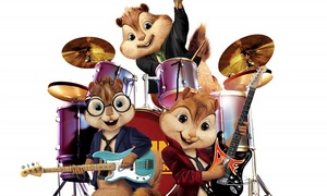 Alvin and the Chipmunks: The Musical: Alvin and the Chipmunks: The Musical! on December 2 at 3:30 p.m. or 6:30 p.m.