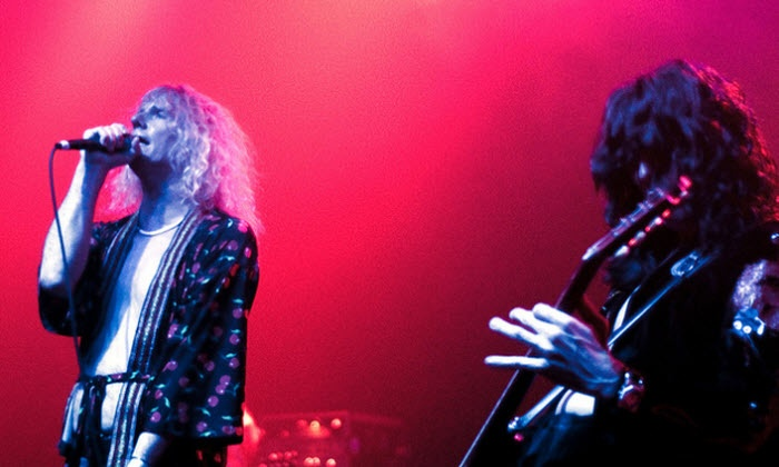 Zoso - St. Andrews Hall: Zoso: A Tribute to Led Zeppelin at Saint Andrews Hall on Friday, May 8, at 8 p.m. (Up to 39% Off)
