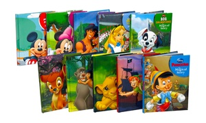 Disney Padded Storybook Collection (10 Books): Disney Padded Storybook Collection (10 Books)