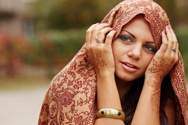 STL Henna LLC: 60-Minute Henna Art Session from STL Henna LLC (29% Off)