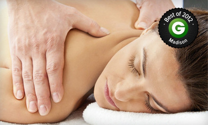 NewFitu - Eken Park: One or Three 60-Minute Massages at Newfitu (Up to Half Off)