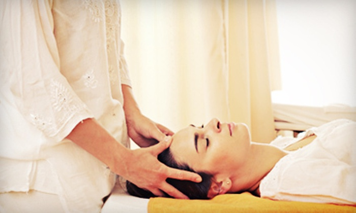 Reiki Therapy - Foxcroft: One or Three One-Hour Reiki-Therapy Sessions at Reiki Therapy (Up to 60% Off)
