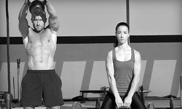 Bear Flag CrossFit - Fullerton: 10 or 20 CrossFit Classes at Bear Flag CrossFit (75% Off)