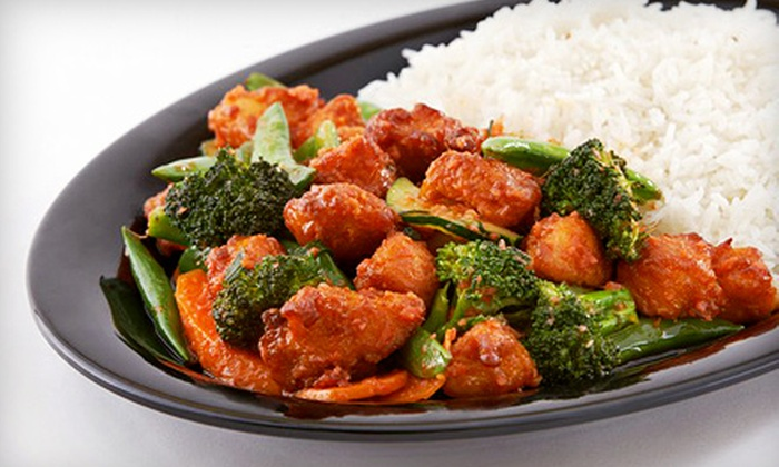 Masala Wok - Northwest Side: $12 for $24 Worth of Asian and Indian Food at Masala Wok