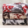 SL Home Jackie Printed Microfiber Sheet Sets