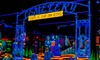 Monster Mini Golf - Multiple Locations: Four Rounds of Miniature Golf with Optional $20 Arcade Game Card at Monster Mini Golf (50% Off)