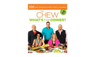 The Chew: What's for Dinner? Cookbook