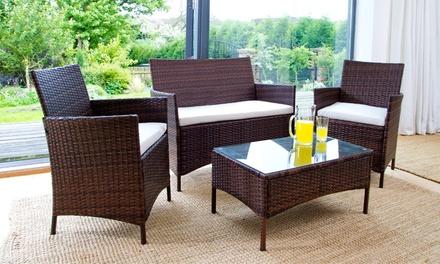 Rattan Garden Furniture Groupon