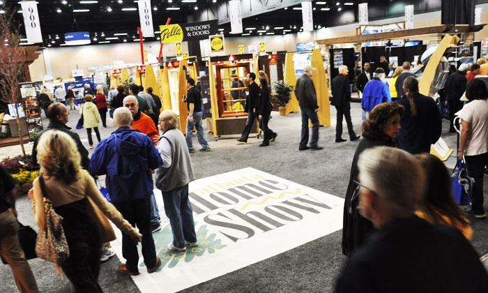 Atlanta Home Show - Cobb Galleria Centre: One, Two, or Four Single-Day Passes to the Spring Atlanta Home Show from March 18–20 (Up to 50% Off)