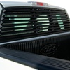 Mach-Speed Rear Window Louvers for Cars and Trucks