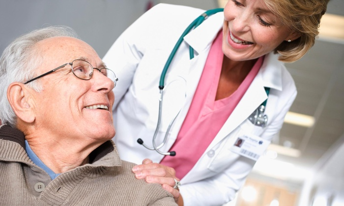 Firstaff Nursing Services, Inc - Philadelphia: Four-Hour Stay with Services for Seniors at Firstaff Nursing Services (45% Off)