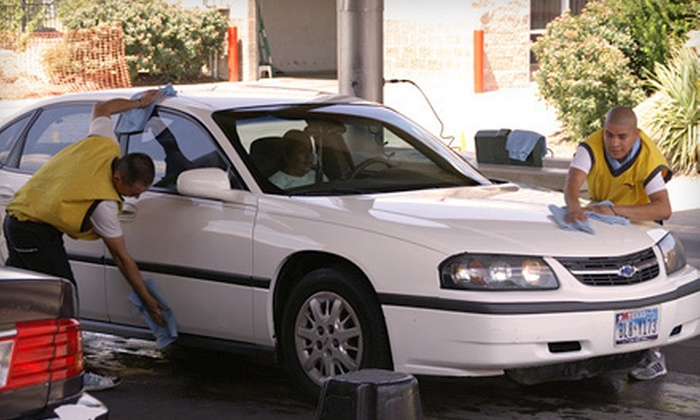 Shine Express - Shine Express: $25 for Five Ultimate Car Washes at Shine Express Car Wash ($60 Value)