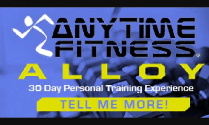Anytime Fitness - Read Boulevard East: Up to 55% Off Fitness classes at Anytime Fitness