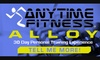 Up to 60% Off Fitness classes at Anytime Fitness
