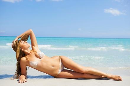 Up to 55% Off Custom Spray Tans at Acacia Linn Aesthetics
