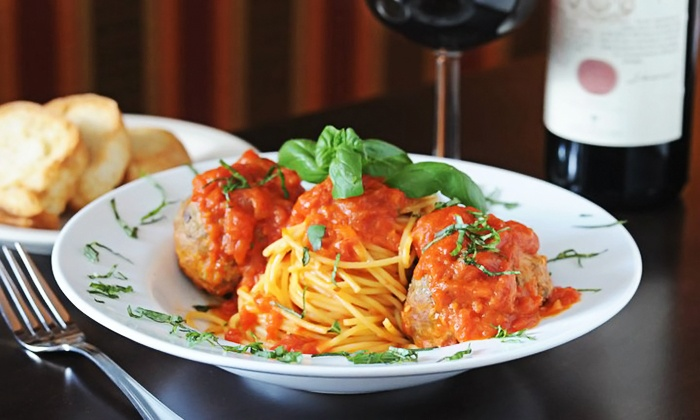 Nove Italian Restaurant - Wilton: $22 for $40 Worth of Dinner for Two or More at Nové Italian Restaurant