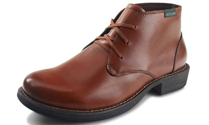 Eastland Men's Gotham Boot: Eastland Men's Gotham Boot (Sizes ...