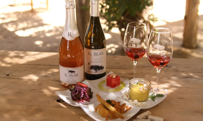 Roblar Winery - Solvang-Santa Ynez: Wine Sensory Experience for Two or Four at Roblar Winery (Up to 42% Off)