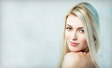 Haircut and Style with Optional Basic Color, Partial Highlights, or Full Highlights at Hoss Lee Academy (Up to 62% Off)