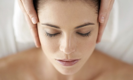Holistic Facial with Face Massage and Head, Back and Shoulder Massage at Holistic Health Clinic (62% Off)