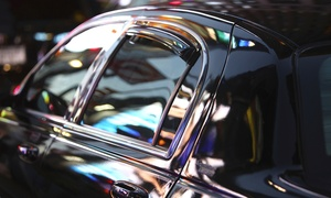 NY MEX LIMOUSINE SERVICE: One-Way or Round-Trip Car Service to Newark Liberty Airport from Mex Limousine Service (Up to 56% Off)