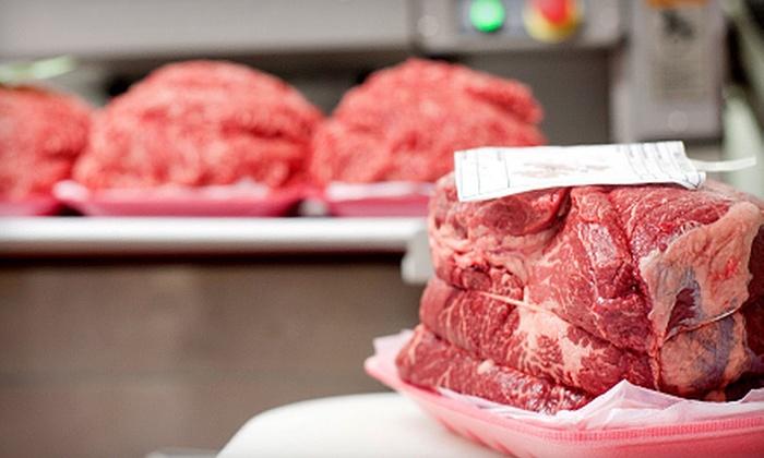 Prisco's Fine Foods - Aurora: $15 for $30 Worth of Fresh Meats and Deli Fare at Prisco's Fine Foods