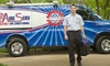 Aire Serv Of Elkton - Wilmington-Newark: HVAC Cleaning and Inspection from Aire Serv of Elkton Heating and Air Conditioning (49% Off)
