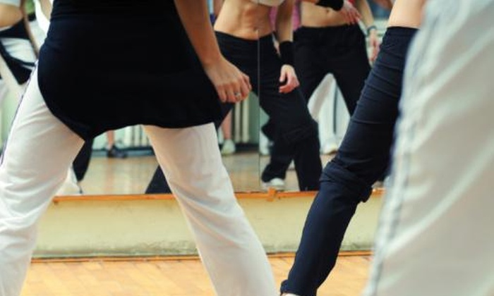 Zumba with C - Northdale: Two Zumba Classes at Zumba with C  (67% Off)