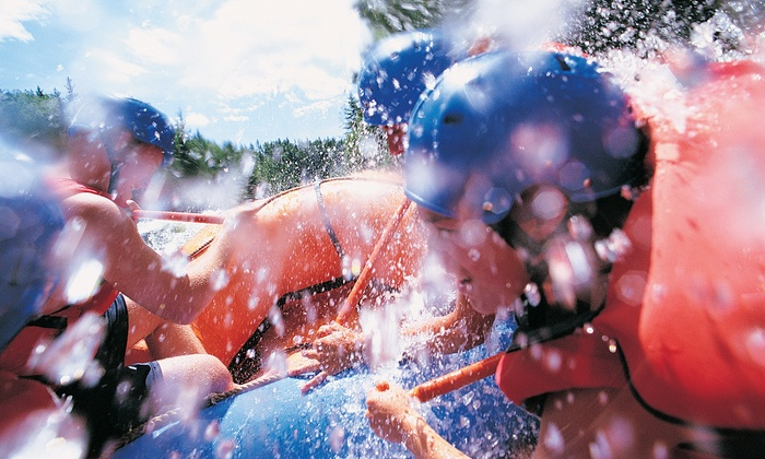 Monumental Expeditions LLC - Buena Vista: Half-Day Whitewater Rafting Trip for Two or Four for The 2016 Season (Up to 33% Off)