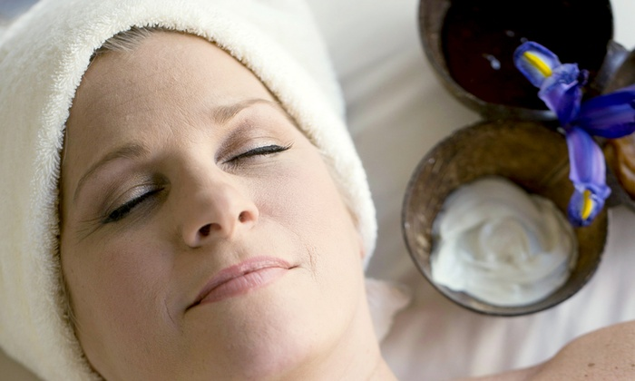 The Indigo Spa at Hilton Head Health - Hilton Head Island: Custom Massage and Express Facial for One or Two at The Indigo Spa at Hilton Head Health (Up to 33% Off)