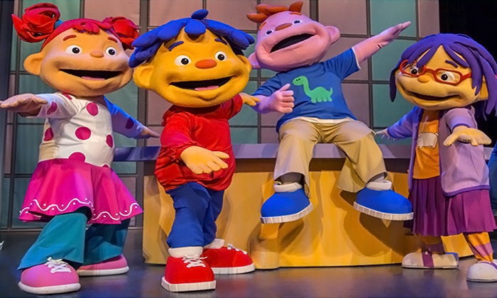 """""""Jim Henson's Sid the Science Kid Live!"""" - Tilles Center for the Performing Arts: """"Sid the Science Kid"""" at Tilles Center for the Performing Arts on February 8 at 2 p.m. (Up to 43% Off)"""