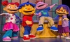 """""""Jim Henson's Sid the Science Kid Live!"""" - Tilles Center Concert Hall: """"Sid the Science Kid"""" at Tilles Center for the Performing Arts on February 8 at 2 p.m. (Up to 43% Off)"""