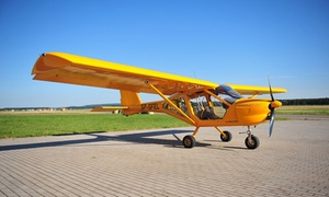 Krystian Felix: Kurs i 15 (149,99 zł) lub 30 minut lotu samolotem (279,99 zł) z firmą Flying-Felix